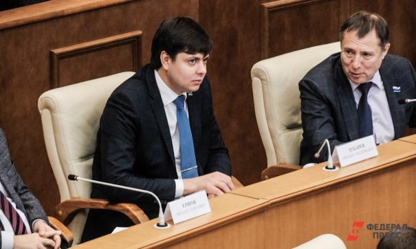 Михаил Зубарев из скромного юриста превратился в видного депутата