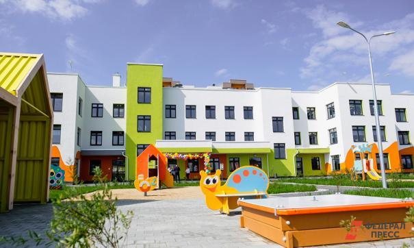 Детские сады построят в 10 и 11 квартале Академического