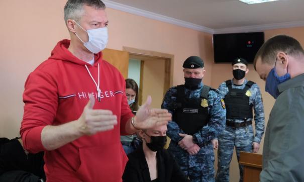 Общая сумма штрафов для Евгения Ройзмана составила 40 тысяч рублей
