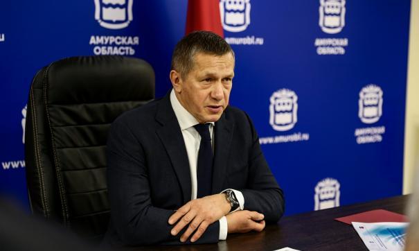Юрий Трутнев пообещал обеспечить финансирование стройки трех путепроводов