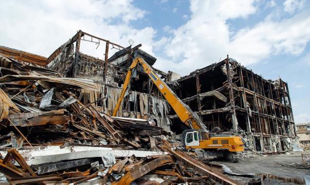 В годовщину пожара в «Зимней вишне» в Кемерове не будет памятных мероприятий, кроме панихиды