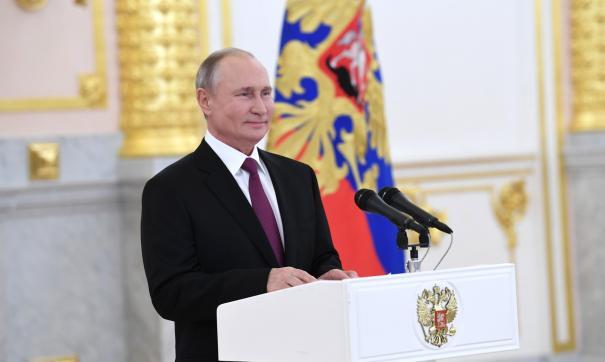 Президент рассказал об этом на встрече с участниками акции «Мы Вместе»