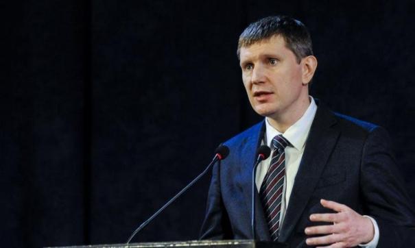 Максим Решетников выступил на съезде «Опоры России»