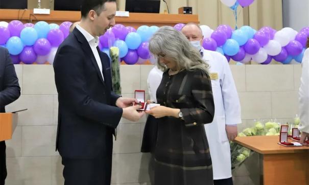Награждение состоялось в преддверии 8 марта