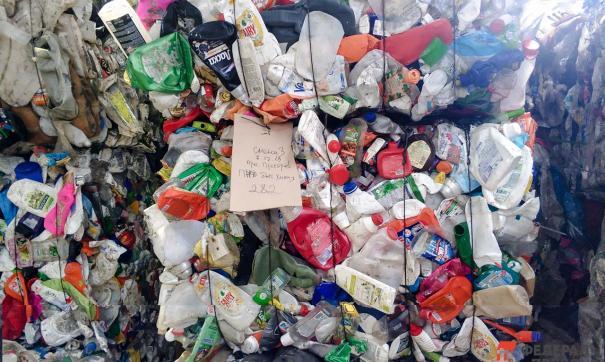 В Копейске возобновила работу мусоросортировка