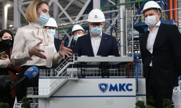 В планах запустить в «Малой Сосновке» блочно-модульную электростанцию