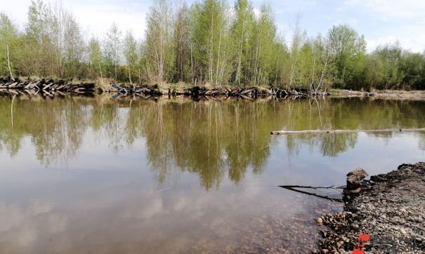 Река Чусовая в сериале выдается за одну из сибирских рек