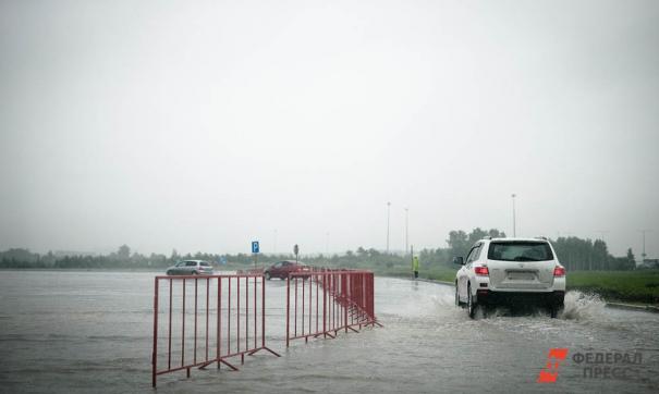 В регионе в ближайшее время возможен серьезный паводок
