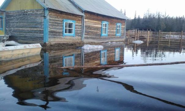 Территория Татарстана вошла в список областей, которым угрожает подтопление в половодье