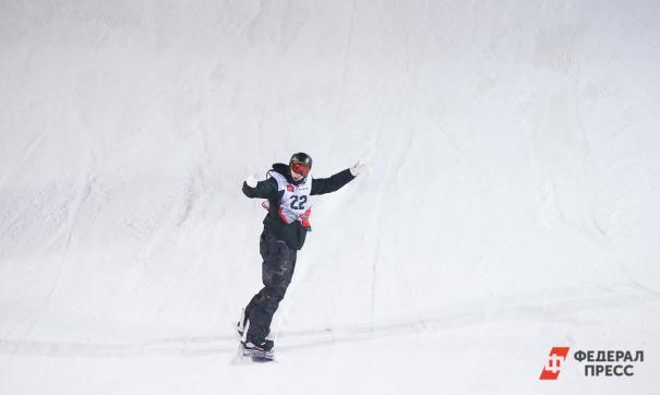 Россиянин забрал золото на ЧМ по сноубордингу
