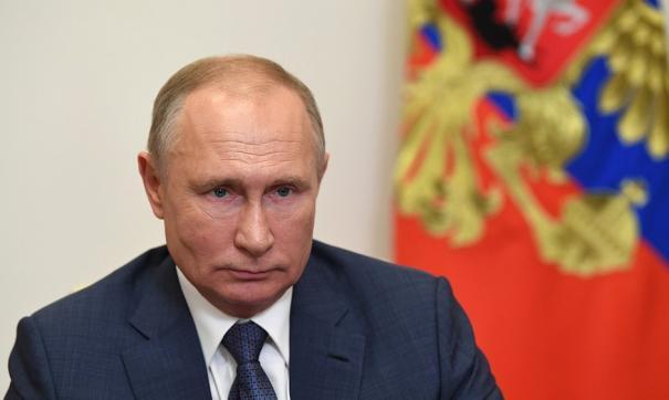 Путин подытожил работу МВД