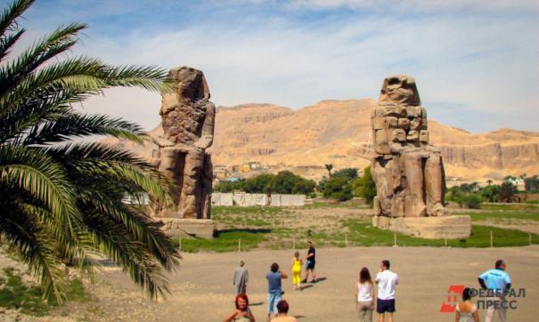 Археолог заявил, что нашел следы захоронения Нефертити