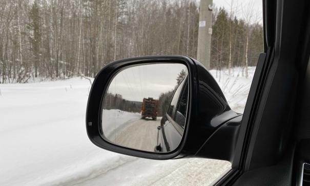 Активисты требуют ограничить движение грузовиков