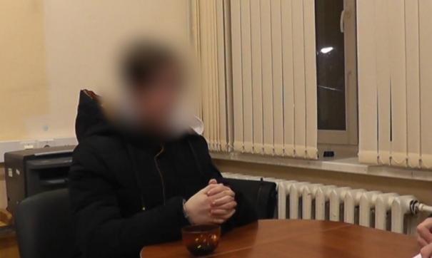 Обвиняемый взят под стражу