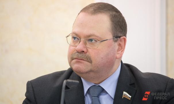 На посту врио главы Пензенской области Мельниченко сменил Ивана Белозерцева