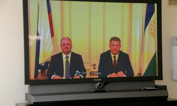 Сегодня полпред представил Алексея Касьянова в статусе ГФИ
