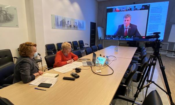 «Азот» принял участие в совещании председателей советов ветеранов