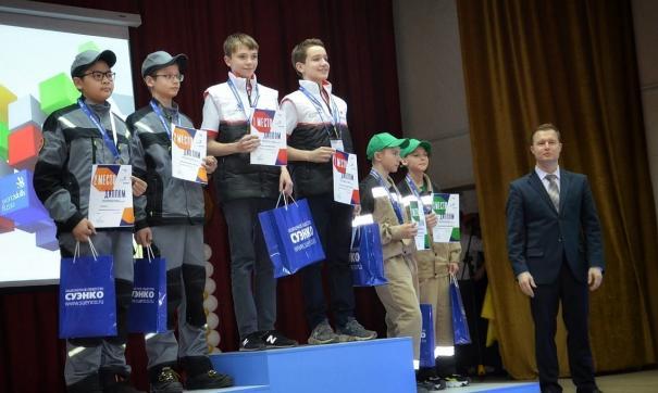 В Кургане подвели итоги мероприятий под эгидой движения WorldSkills