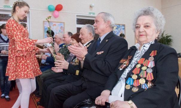 Благотворительный фонд «ЛУКОЙЛ» уделяет особое внимание помощи фронтовикам-нефтяникам, ветеранам войны и трудового фронта