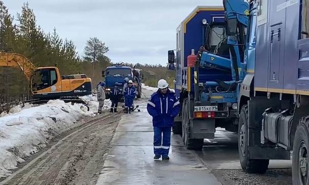 Причиной разлива нефти на Ямале стала незаконная врезка в трубопровод