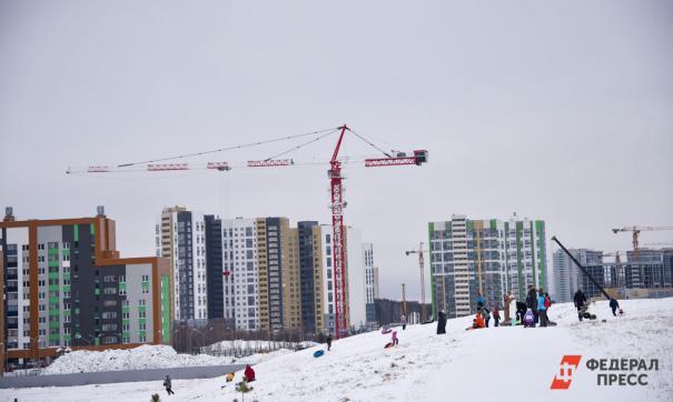 Югра строит 400 тысяч квадратных метров жилья