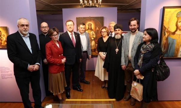 В Москве открылась выставка знаменитого самарского живописца Григория Журавлева