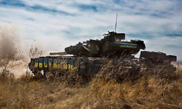 В Киеве заявили, что в случае войны с Россией  «прольется кровь»