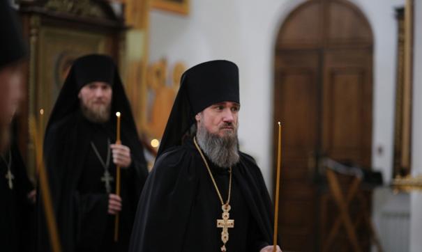 Игумен Афанасий возглавлял монастырь со дня его основания