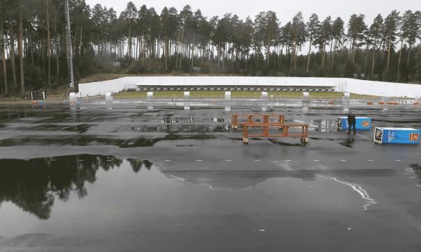 Данный спортивный объект на территории Златоуста строится до сих пор
