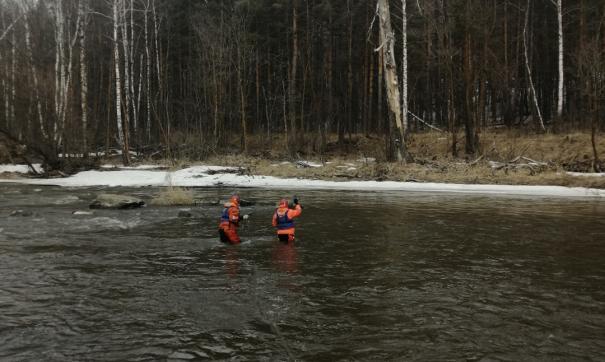 труп в реке