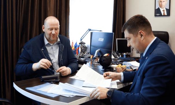 Челябинский хоккеист выдвинулся на праймериз «Единой России»