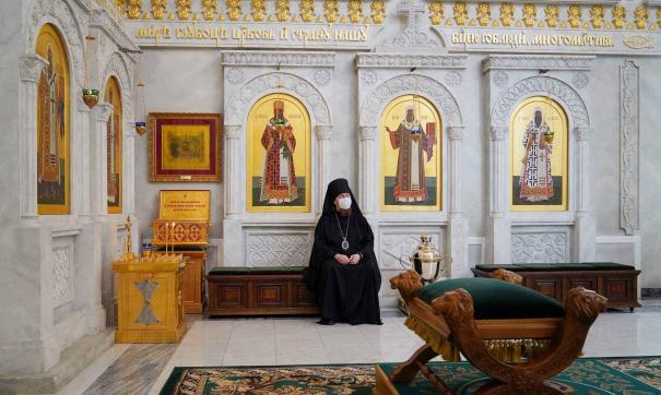 Митрополит Челябинский и Миасский проведет первую службу