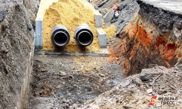 Реконструкцию водопровода проведут в микрорайоне Химмаш