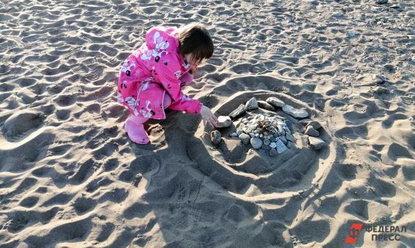 390 детей смогут отдохнуть на побережье Черного моря
