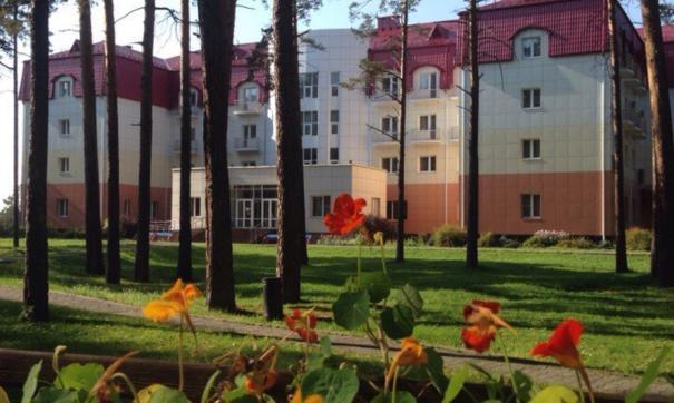 База «Остров сокровищ» для расселения монахинь Среднеуральского монастыря