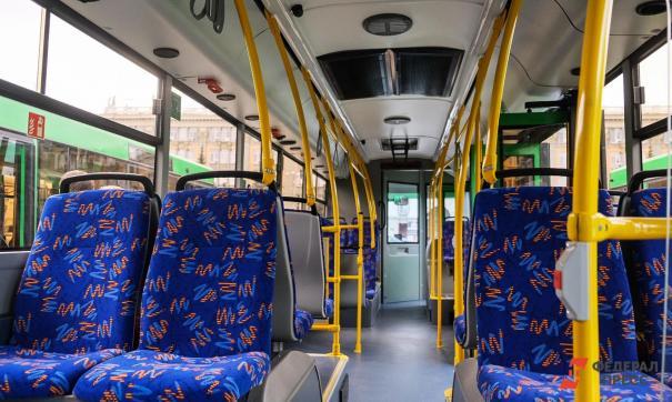 Валидаторы в автобусах Екатеринбурга установят на 3 маршрутах
