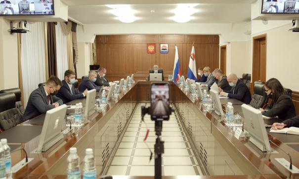 Владимир Солодов нашел виноватых в коррупции на Камчатке