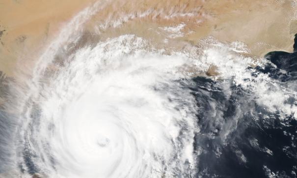 Камчатка ожидает приближения урагана