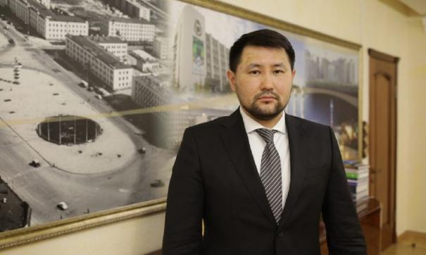 В Якутске состоялась инаугурация мэра Евгения Григорьева