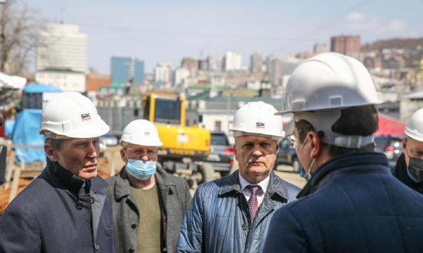 Олег Кожемяко признал, что мэр Владивостока не справляется с работой
