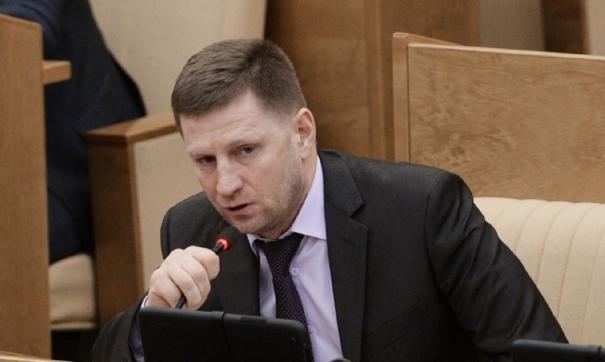 Сергей Фургал, заболевший COVID-19, пошел на поправку