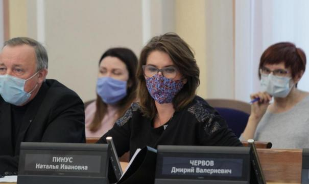 Наталью Пинус оштрафовали за одиночный пикет