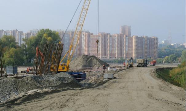 Новосибирская область получит дополнительные средства на строительство платного моста через Обь