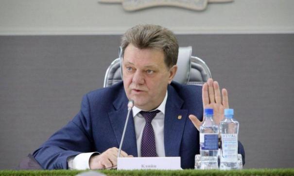 В Томске началось первое заседание суда над мэром Иваном Кляйном