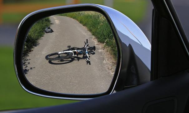 В Новосибирской области пьяный водитель сбил юную велосипедистку