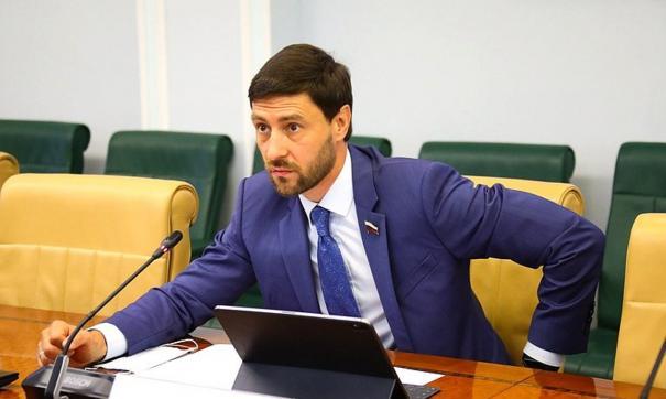 Сенатор Алексей Синицын