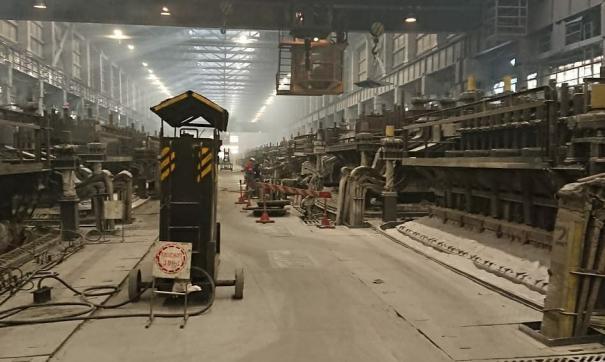 Новокузнецкий алюминиевый завод работает в штатном режиме