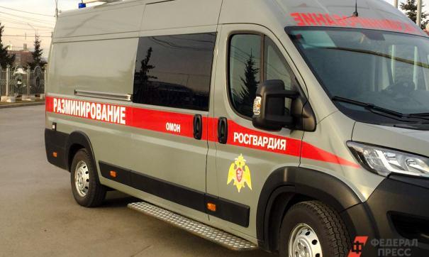В здании, где находится томское отделение «Единой России», ищут бомбу