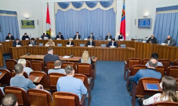 В Кемерове назначат конкурс на пост главы  города