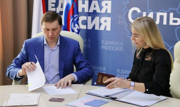 Новосибирский депутат Виктор Игнатов